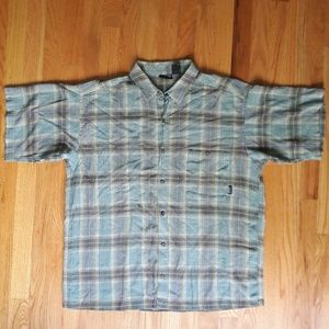 Patagonia organic cotton men's shirt